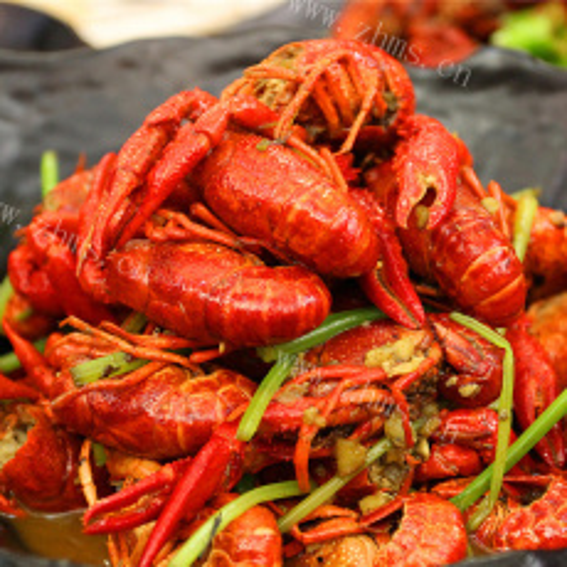 鲜美黄焖龙虾