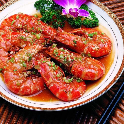 三鲜潜江五七油焖大虾