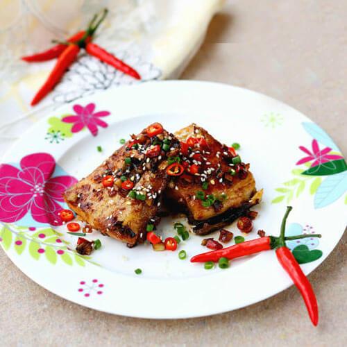 咸香腌制鱼的做法