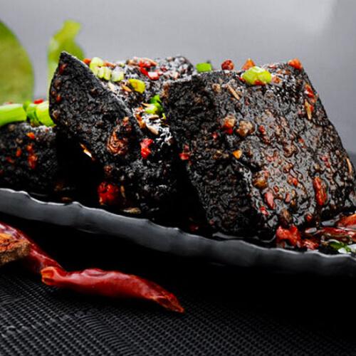 自制臭豆腐的制作方法