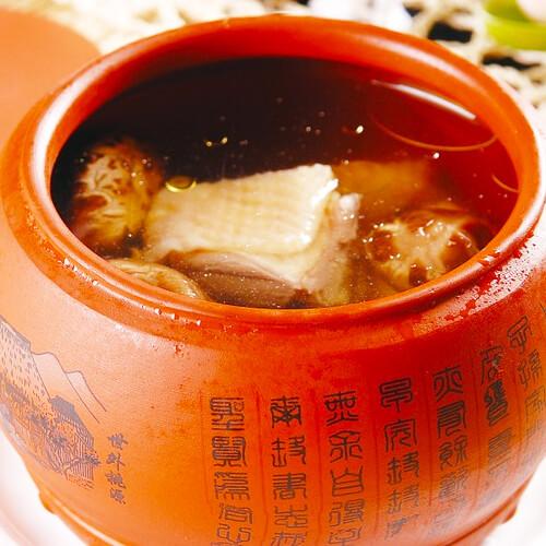 滋补香菇鸡汤