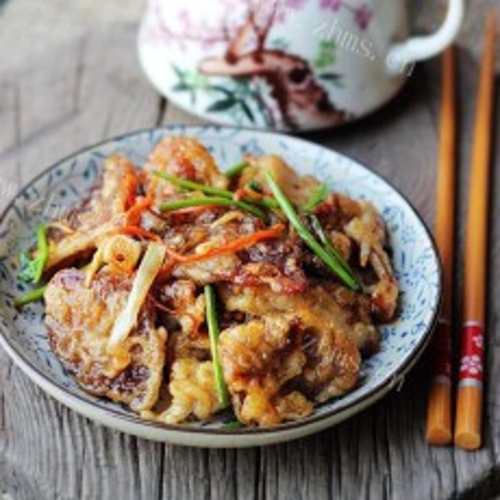 茄汁锅包肉