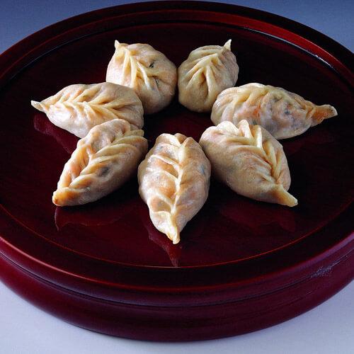 猪肉豆角饺子馅的做法