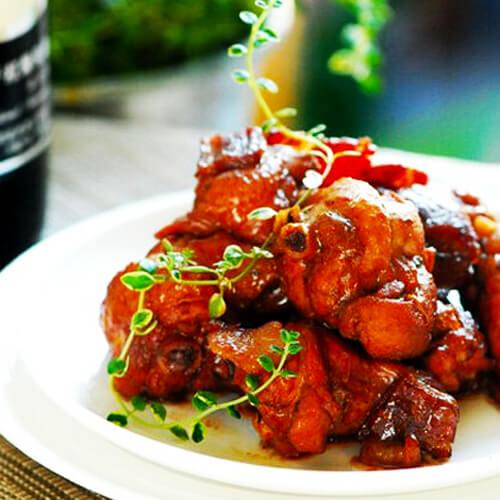美味塞浦路斯红酒烩鸡