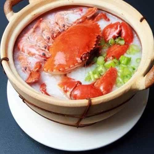 海鲜砂锅粥做法