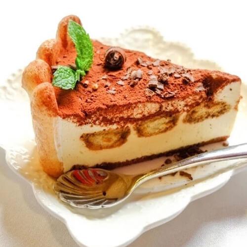 甜甜的苹果芝士蛋糕