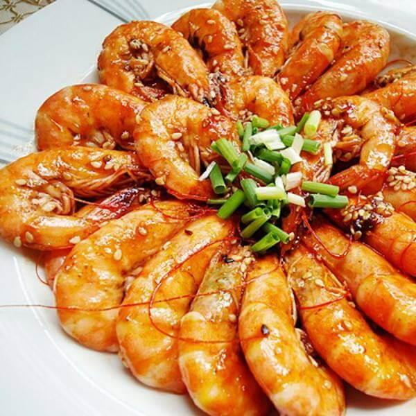 美味川菜香辣虾