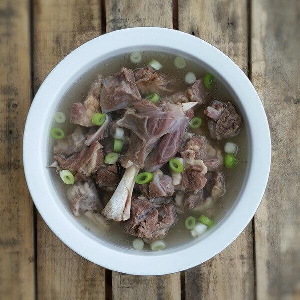 自制湘菜羊肉的做法