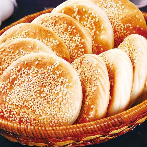 咸烧饼的做法