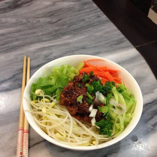 美味北京炸酱面的做法