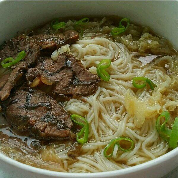 酱牛肉及美味牛肉汤
