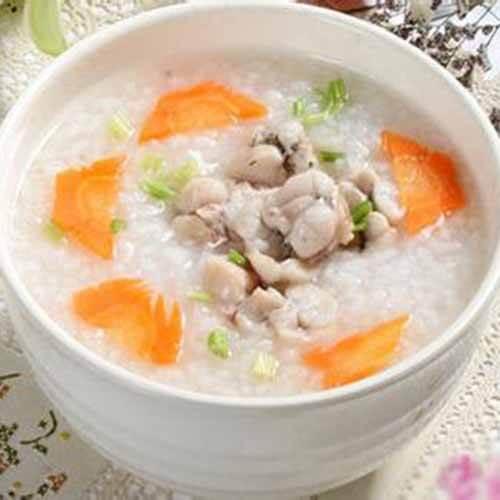 淮山薏米芡实粥