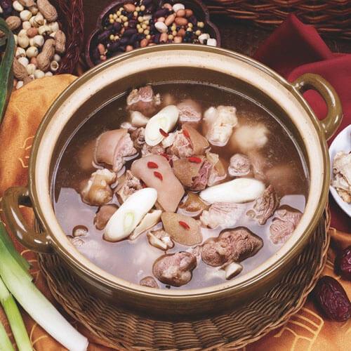 自制羊肉冬瓜汤的家常做法
