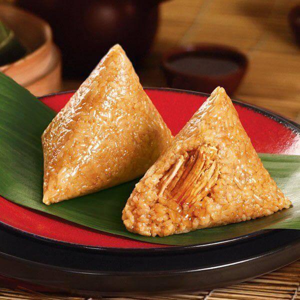 奇葩的日本粽子