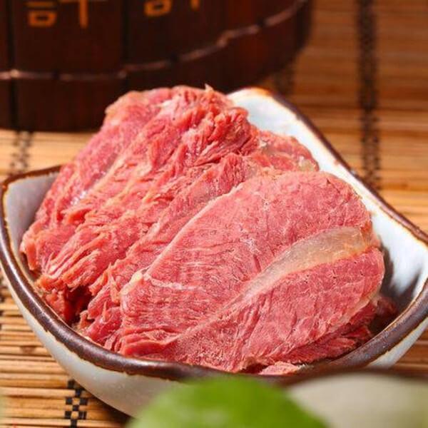 美味平遥牛肉