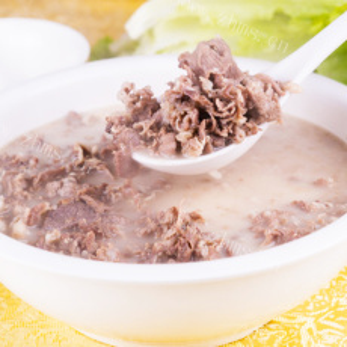 可口煲羊肉汤