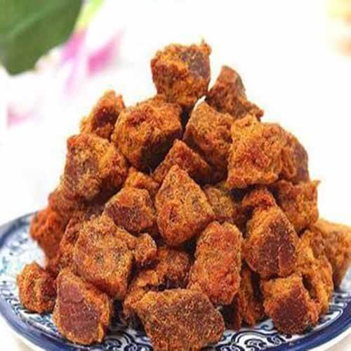 杂锦牛肉粒
