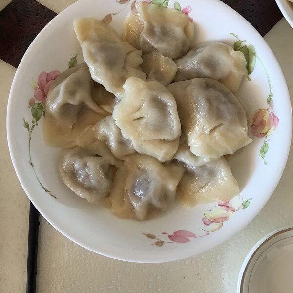 洋葱牛肉水饺的做法