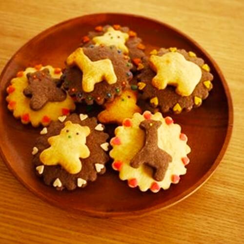 简单的制作饼干