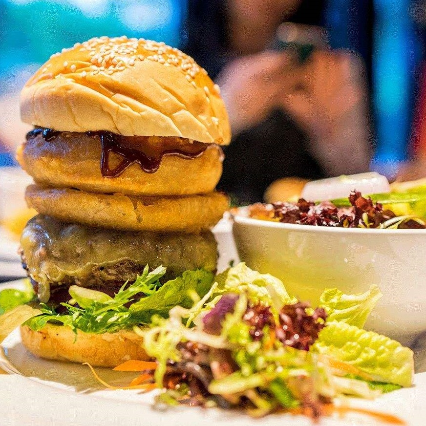 最具潜力的汉堡品牌——加乐奇汉堡
