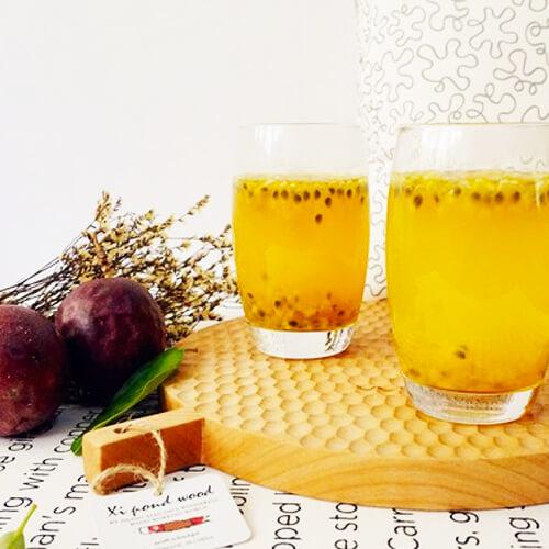 百香果果汁