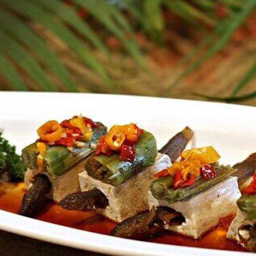 泥鳅钻豆腐