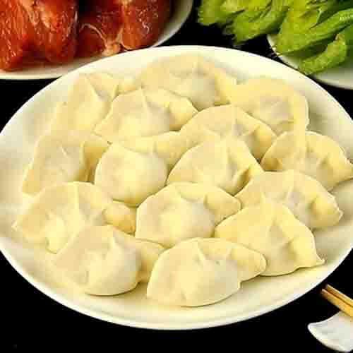 猪肉韭菜馅饺子的做法