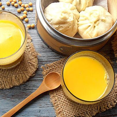 南瓜燕麦豆浆