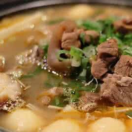 姜丝锅羊肉炉