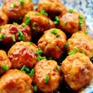 土豆猪肉丸子的做法