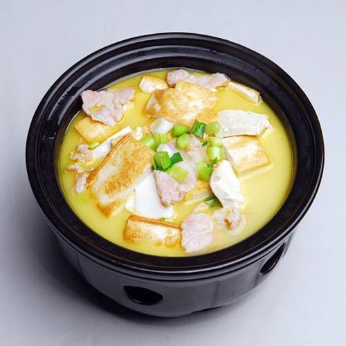 家庭版油豆腐干