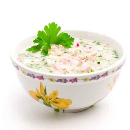 美味韭菜籽粥
