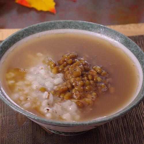 家常制作绿豆汤