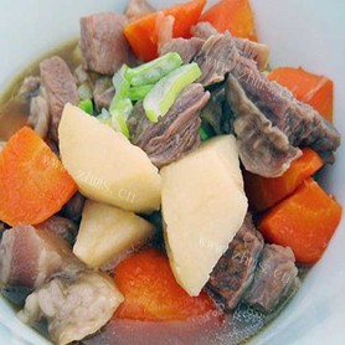 土豆胡萝卜