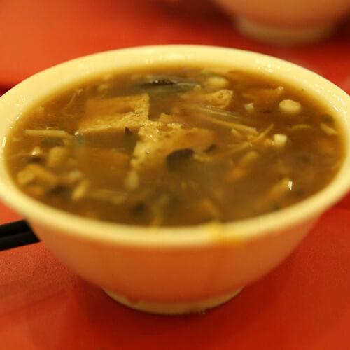 自制羊肉胡辣汤的做法