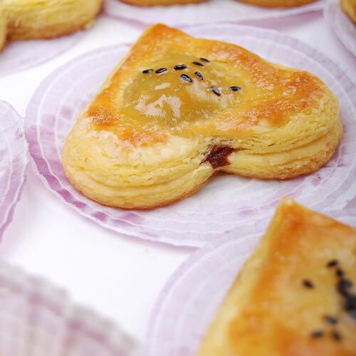 家常萝卜丝酥饼