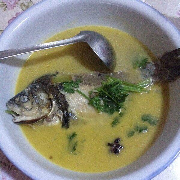 鲫鱼羊肉汤的做法