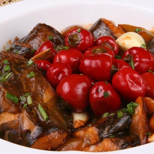 三鲜焖鲶鱼锅