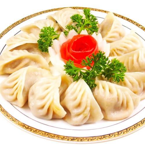 萝卜牛肉蒸饺的做法