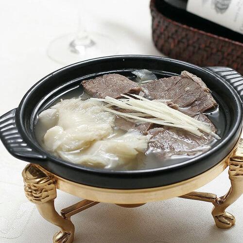 牛肉高汤的做法