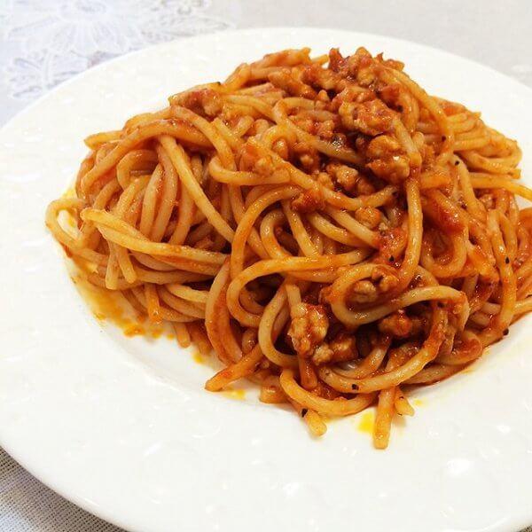 超级好吃的意大利面的做法