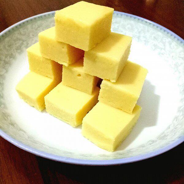 豆腐冰淇淋