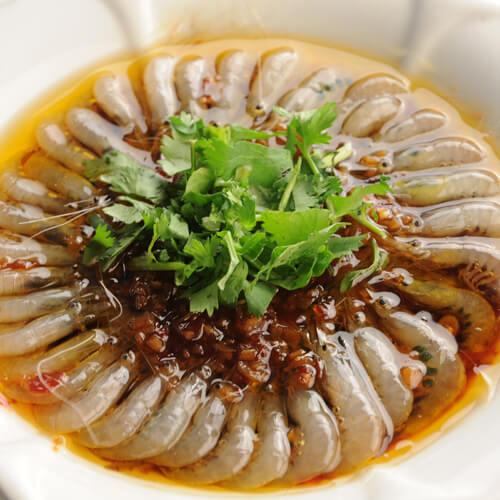 阿基師家常菜-鹹嗆蝦