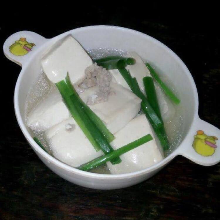 家常的二白汤