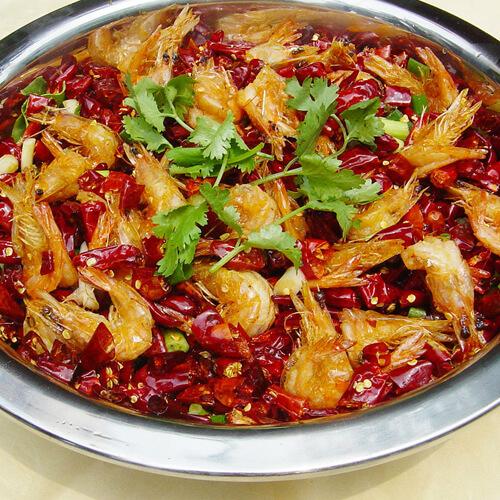川味香辣虾