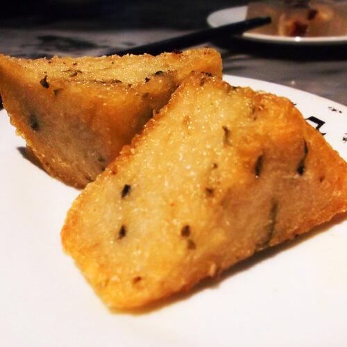 美味的芋头糕的做法