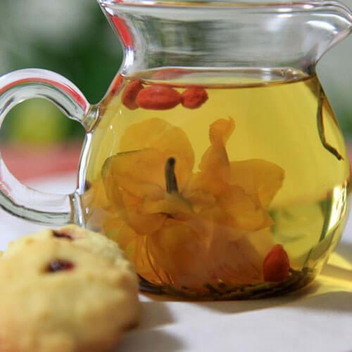 山楂决明子茶