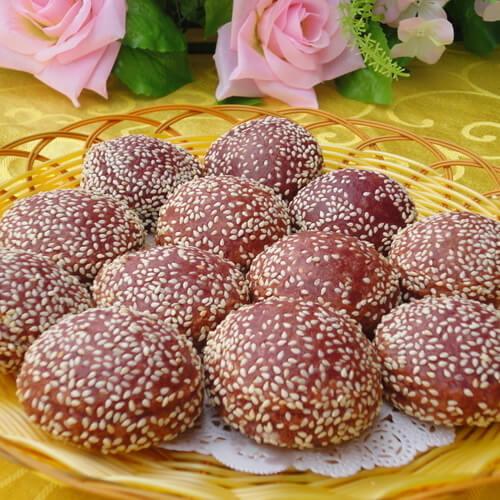 紫薯香草慕斯蛋糕