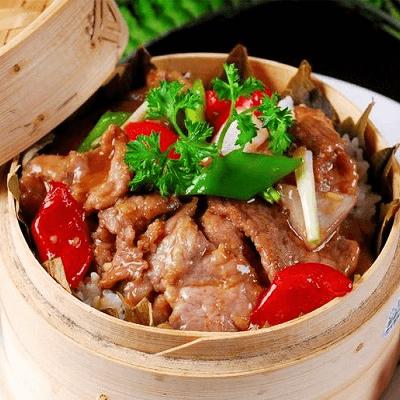蒸美味中式快餐,给你带来不一样的美味享受