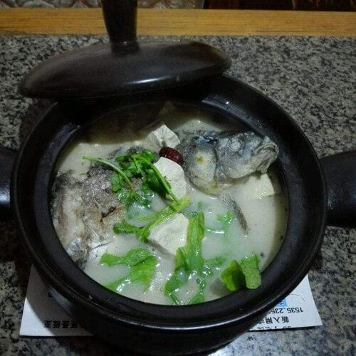 好吃的鲫鱼豆腐汤做法